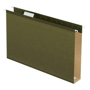 Pendaflex Extra Capacity Reinforced Hanging File Folders 2 Legal