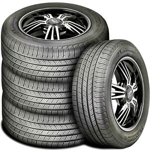 4 New Michelin Defender Xt 215 65r16 98t As All Season A s Tires