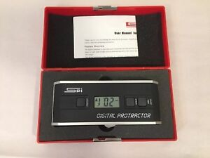 Spi Digital 13 770 3 Level Protractor Inclinometer