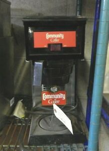 Used Bunn Pour o matic Coffee Brewer a10