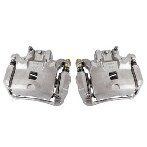 Front Oe Brake Calipers Pair For 2009 2012 Nissan Versa