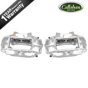Front Oe Brake Calipers Pair For 2007 2014 Ford Mustang