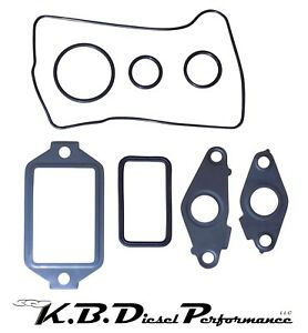Engine Oil Cooler Gasket Seal Kit 2001 10 Chevy Duramax 6 6 Lb7 Lly Lbz Lmm