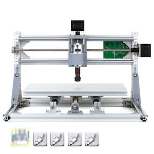 Cnc3018 Diy Cnc Router Kit Engraving Machine Grbl Control 3 Axis For Pcb J4t8