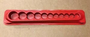 Snap On Tools Pakty240 Magnetic Socket Tray Drive Set Tray Only