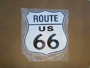 Tin Metal Gasoline Service Station Man Cave Advertising Decor Gas Oil Route 66