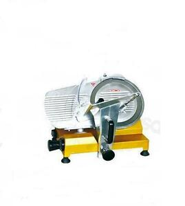 250mm Blade Economy Commercial Semi automatic Meat Slicer Fast Shipping