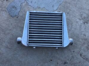 Air To Air Intercooler 18x12x3 2 5 Inlet outlet