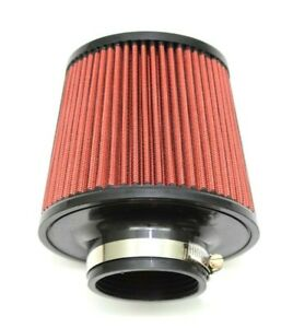 1320 Performance 4 Universal Air Filter Cone Reusable Red Air Filter