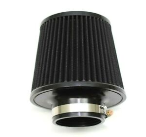 1320 Performance 4 Universal Air Filter Cone Reusable Black Air Filter