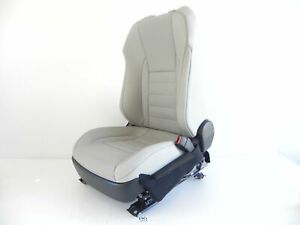 2014 Lexus Is250 F Sport Passenger Right Front Seat Leather Oem 813 06 A