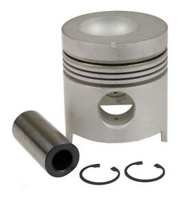 Piston With Pin Standard Ford 5000 5600 5700 6600 6700 Tractor