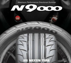 2 New Nexen N9000 275 35zr18 275 35r18 99w Xl High Performance Tires