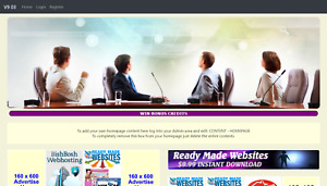 Run Your Own Advertising Site V903 1 Year Hosting Free Ssl