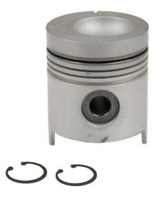 Piston With Pin 040 Ford 7610 7710