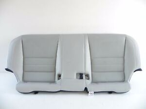 2014 Lexus Is250 F Sport Seat Cushion Bottom Pad Leather Rear Lower Oem 813 90a