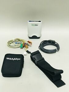 Welch Allyn Cardio Perfect Se pro 600 Ecg Recorder Usb Leads 2 Day Shipping