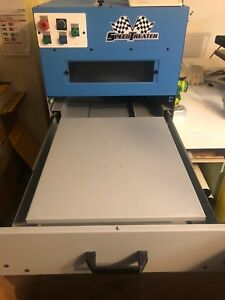 Speedtreater Tx For Direct To Garment Printer T Shirt Printing Epson F2000