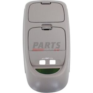 New Overhead Console Gray Fits 2002 2004 Ford F 250 Super Duty 2c3z25519a70aac