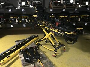 Stryker Power Pro Ambulance Stretcher Cot W Full Power Load 6390 Lite Use 0 4 Hr