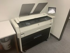 Kip 7170 Wide Format Plotter