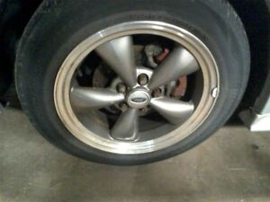 Wheel 17x8 5 Spoke Gt With Exposed Lug Nuts Fits 94 04 Mustang 506023