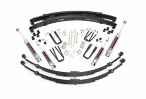 Rough Country 3 0 Suspension Lift Kit Fits Toyota Pickup 4wd 71530