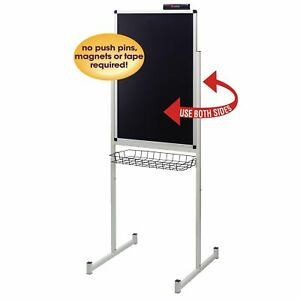 Justick By Smead Promo Stand Double Side 24x36 02594