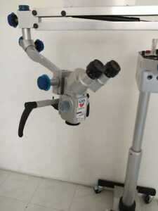 Floor Stand Microscope For Dental Surgery Surgical Best Quality