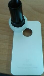New Attchment Dia 23 4mm Eyepiece For Iphone4 4g To Mount In 2steps Slit Lamp