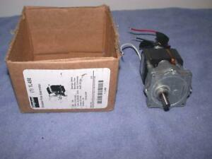 New Dayton 1l 456 Shaded Pole Gearmotor Ac 8 Rpm Free S h