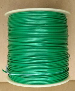 Alpha Wire 1559 14 Awg Stranded 41 30 Tinned Copper Hookup Wire 1000