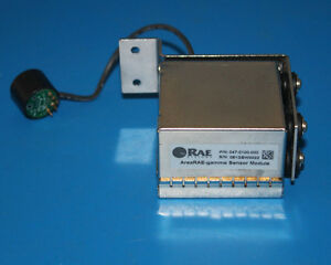 New Rae Systems Arearae Gamma Sensor Module 047 0100 000 same Day