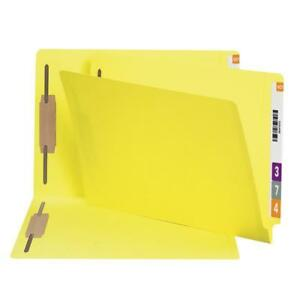 Smead End Tab Fastener File Folder Shelf master Reinforced Straight cut Tab 2