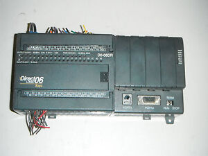 Direct Logic D0 06dr Plc 0094