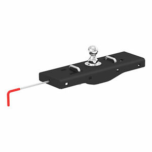 60619 Curt Double Lock Ezr Gooseneck Hitch