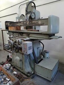 Surface Grinder Automatic