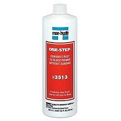 Bondo 3513 Mar Hyde One Step Rust Converter Primer Sealer 1 Quart