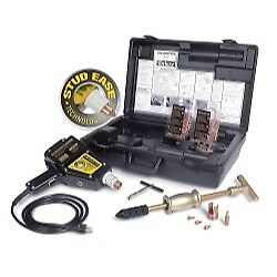 H And S Auto Shot 9000 Uni spotter Deluxe Stud Welder Kit