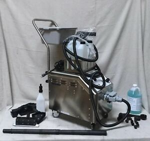 Goodway Commercial Steam Cleaner Gvc 1502
