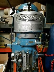 Bridgeport Milling Machine