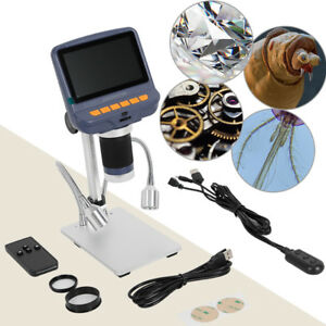 New Ad106s Digital Usb 4 3 Hd Microscope For Smd Soldering Jewelry Phone Repair