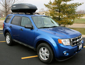Cartop Cargo Roof Box Large Capacity Highly Durable Easy No Tool Install