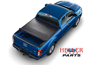 2019 Ford Ranger Oem Soft Roll Up Over Bed Rail Tonneau Bed Cover 6 Ft Bed