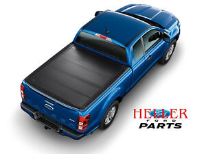 2019 Ford Ranger Oem Hard Folding Low Profile Tonneau Bed Cover 5 Ft Bed