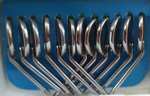 5 Boxes Dental Mouth Mirror Heads Cone Socket 4 Stainless Steel