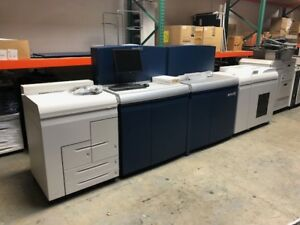 Xerox Nuvera 200mx gen4 Micr Service Available Nationwide only 1 5 Mil Meter