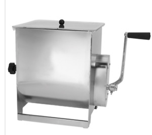The Sausage Maker 44 Lb Stainless Steel Meat Mixer