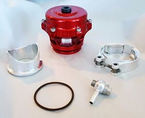 Tial 50mm Q Blow Off Valve Bov Kit 10 Psi Red new Version 2