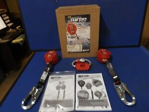 Miller Turbo Personal Fall Protection Twin Turbo W 2 Mfl 3 6ft